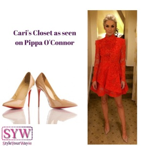 pippaoconnor,pippa,o'connor,nudes,shoes,heels,red,cariscloset,cari's,closet