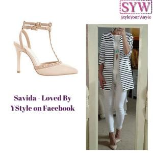 Savida,valentinos,heels,nude,ystyleireland,ireland,ystyle,shoes