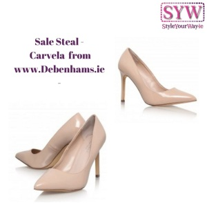 carvela,nude,shoes,heels,debenhams,ireland,kurtgeiger